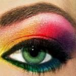 Kleurig-oog